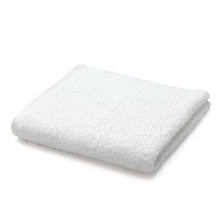 Framsohn Terry Bath Towel White