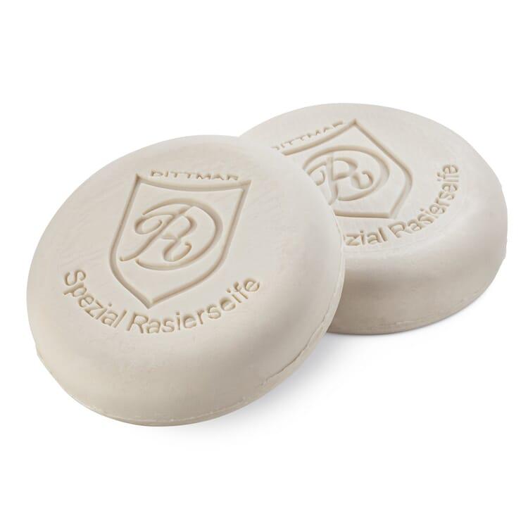 Dr. Dittmar Special Shaving Soap Refill Pack, 2 × 70 g