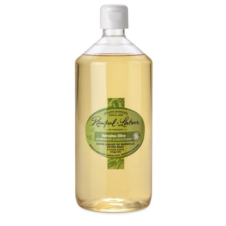 Liquid Marseilles Soap, Verbena