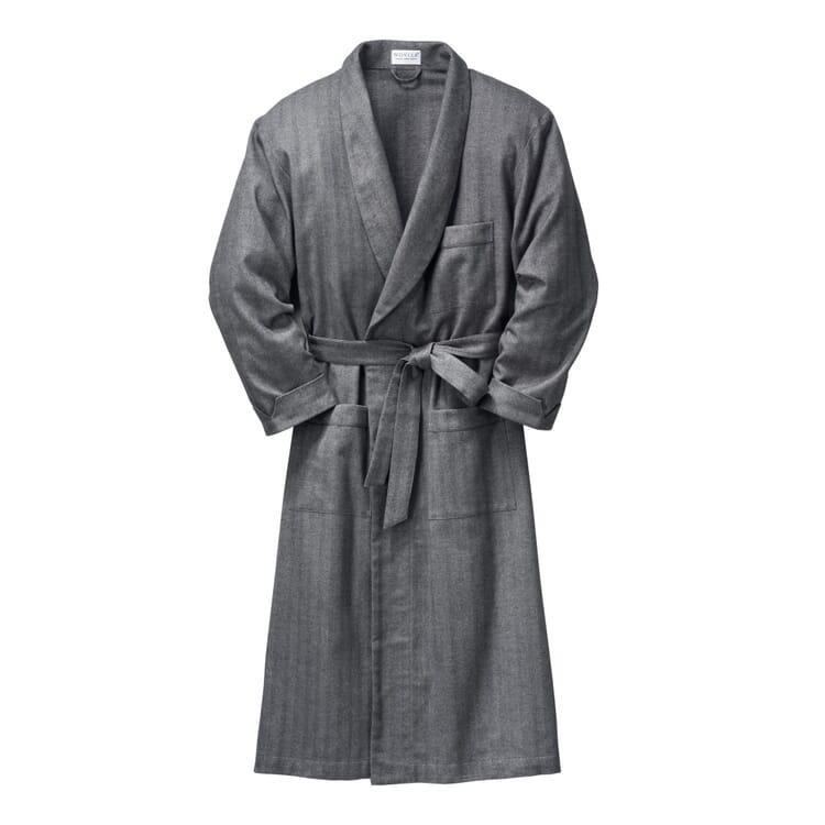 Men's Novila Flannel Housecoat