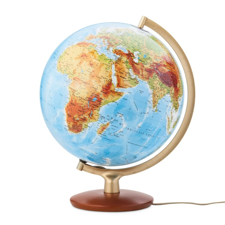 Räth Hand-Laminated Glass Globe