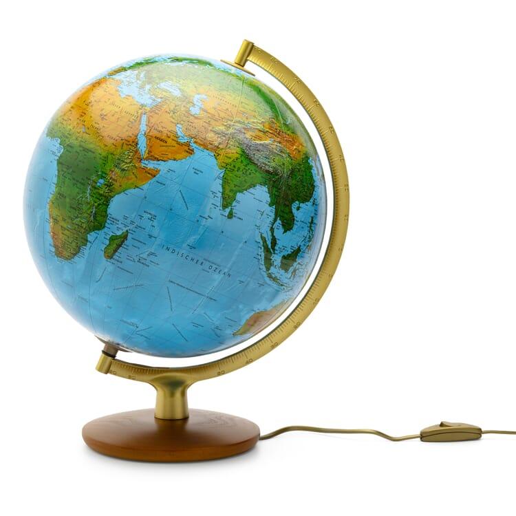 Räth Hand-Laminated Plastic Globe
