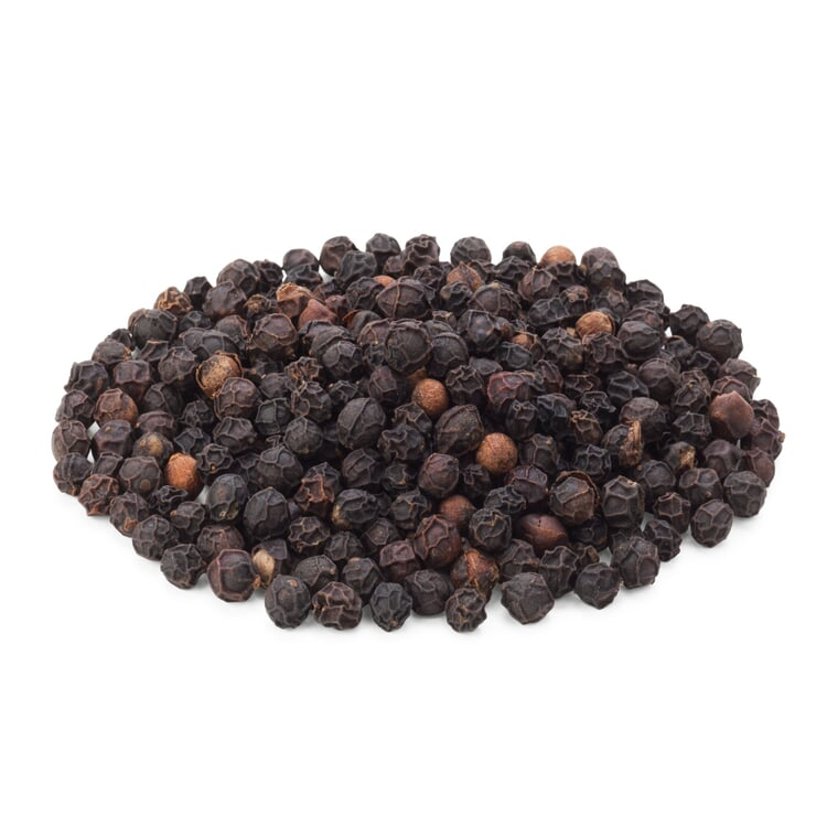 Periyar-Pfeffer Handpicked schwarz - Nachfüllpackung
