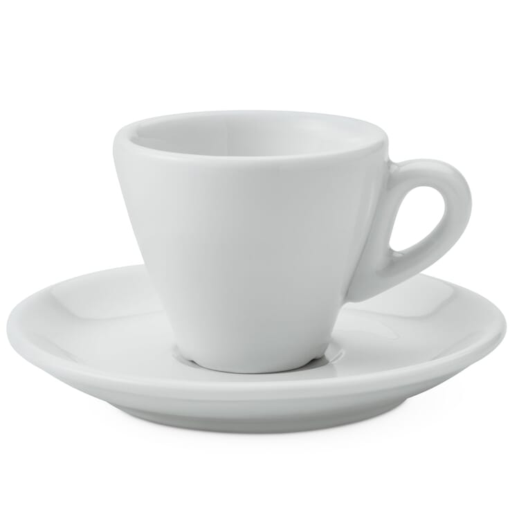 Espressotasse Porzellan