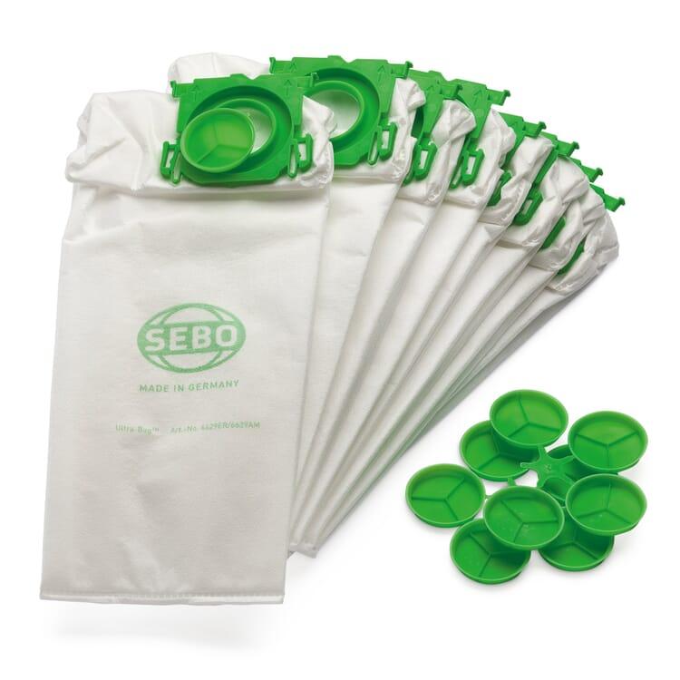 Filtertüten für Sebo Bodenstaubsauger