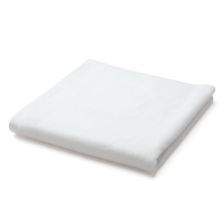 Towel Made of  Two-Ply Terry by Manufactum
