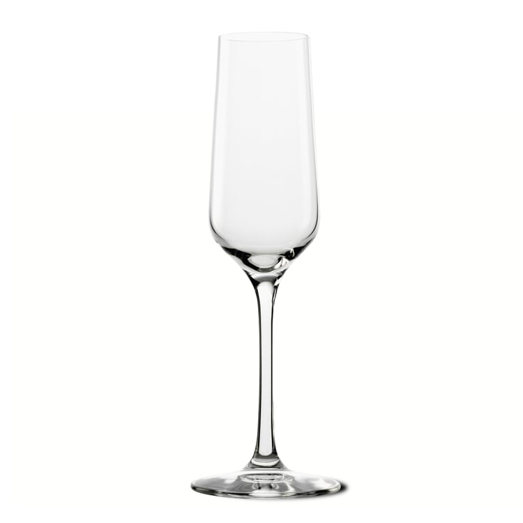 Glas-Serie Nol Sektglas