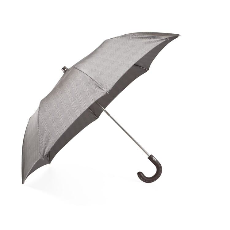 Men's Glencheck Pocket Umbrella