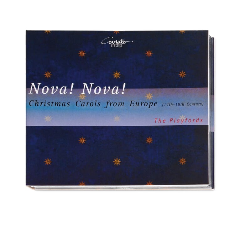 CD Nova! Nova!