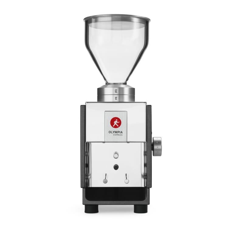 Olympia Express Moca Espressomühle, Anthrazit