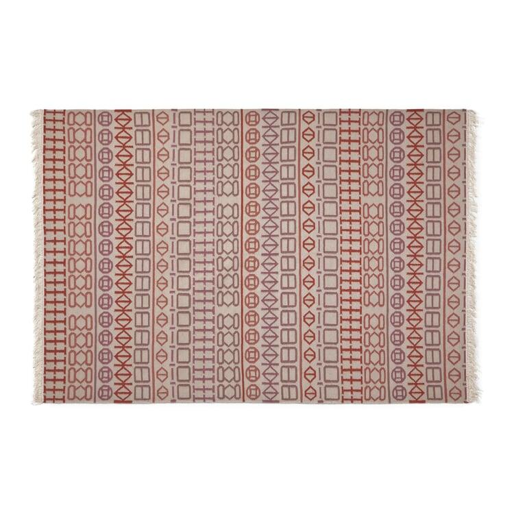 Teppich Kelim Naidu 170 x 240 cm