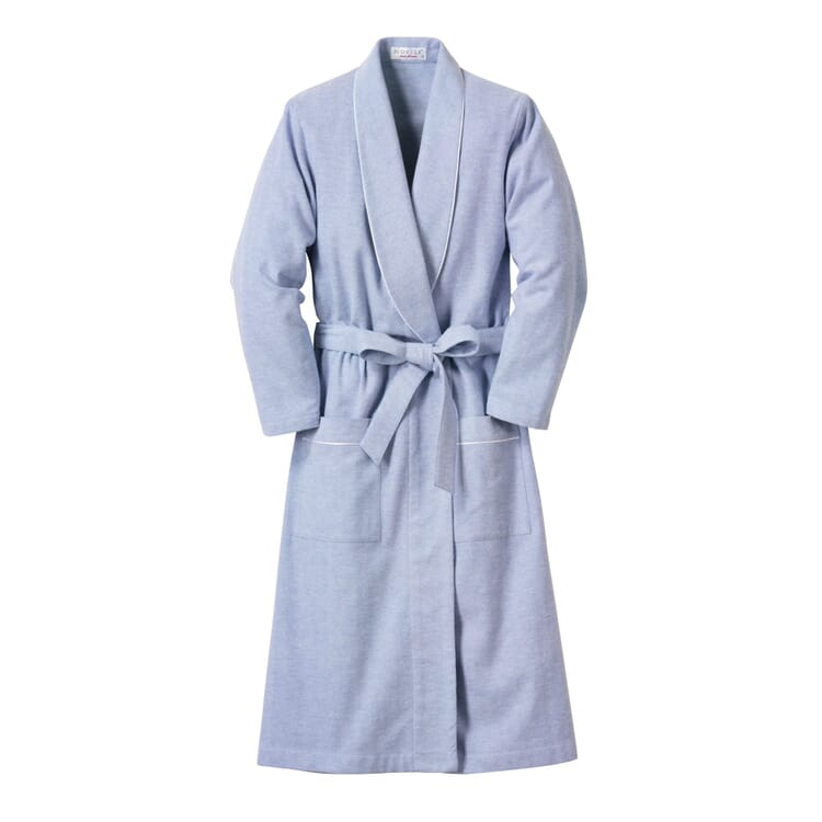 Women's Novila Flannel Housecoat