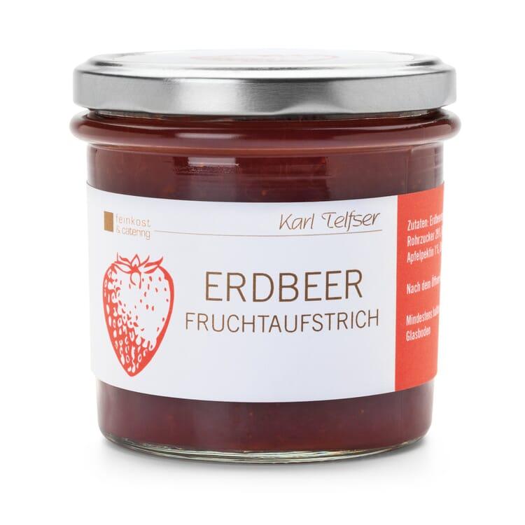Erdbeer-Fruchtaufstrich aus Südtirol