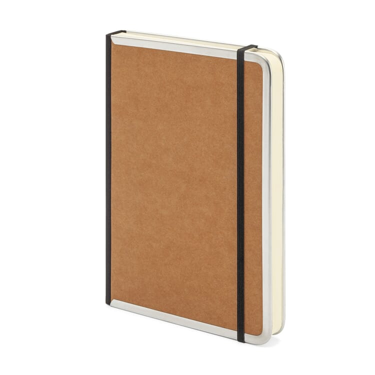 Metal Edge A5 Note Book
