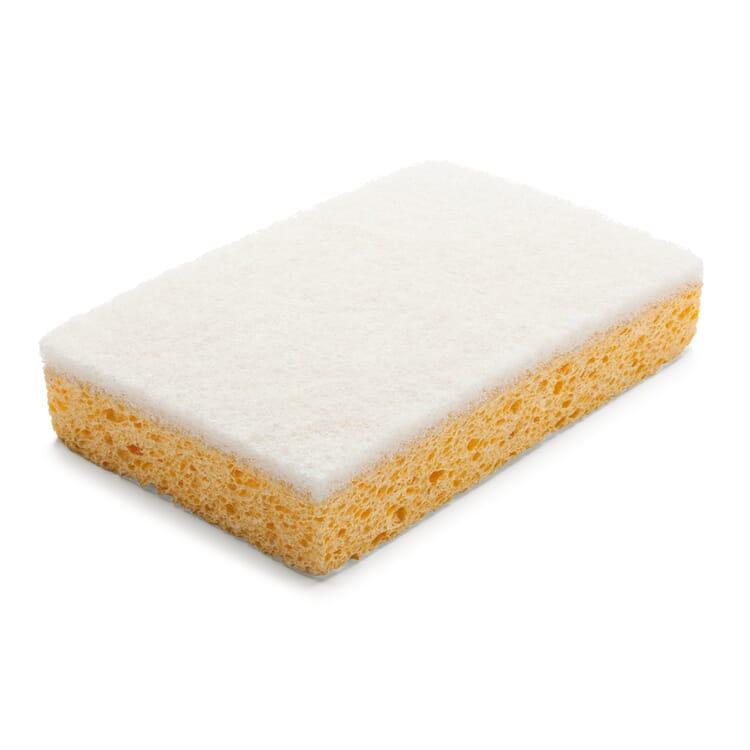Soft Cellulose Scrubbing Sponge