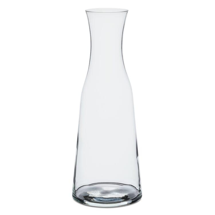 Wasserkaraffe Maschinenglas