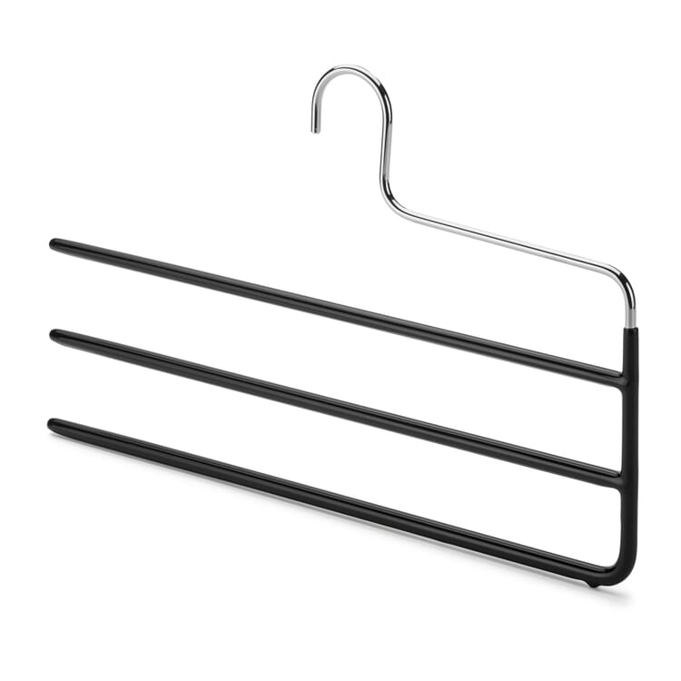 Trouser Hanger with Three Bars