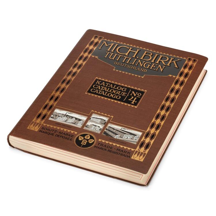 Mich. Birk-Katalog No. 4
