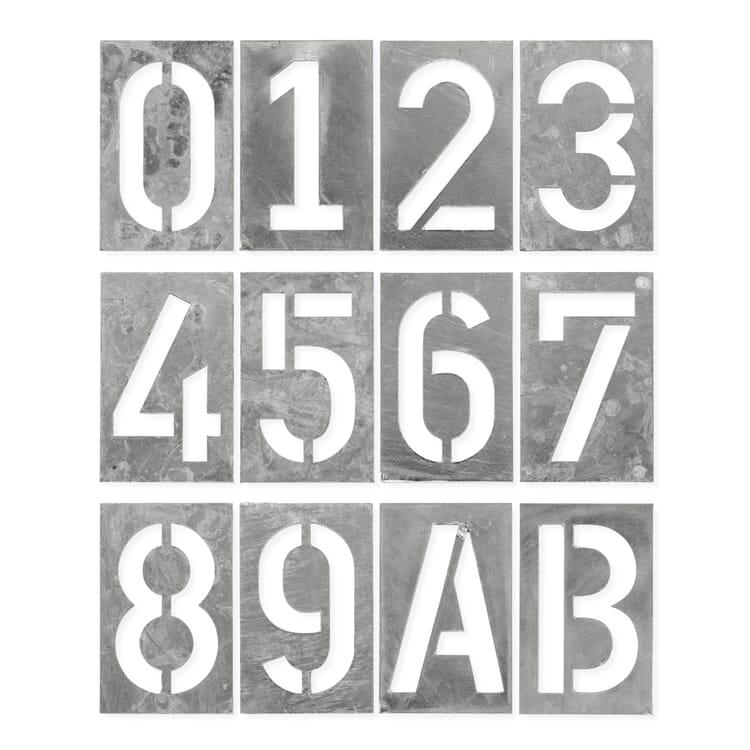 Hausnummer Spiekermann Industrial