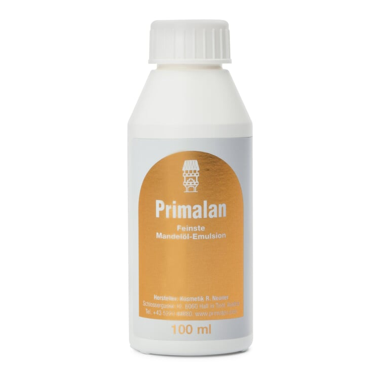 Almond Oil Emulsion Primalan 100-ml