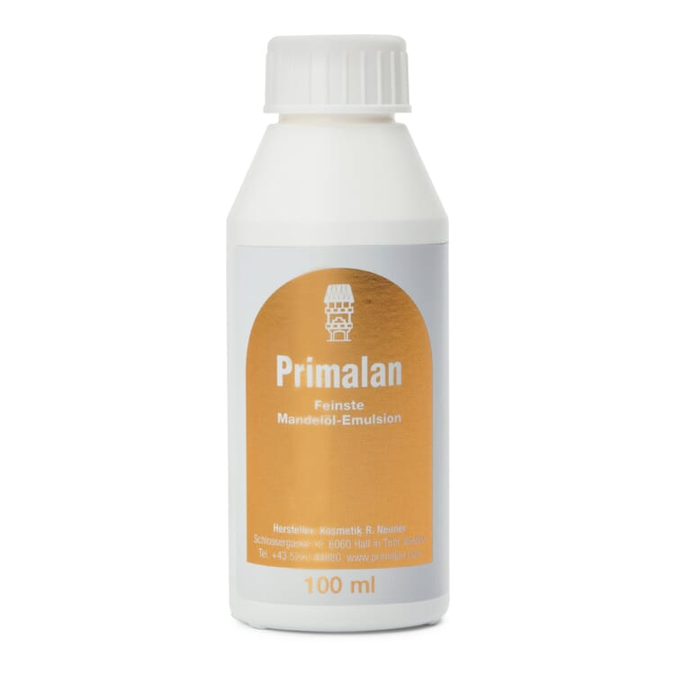 Almond Oil Emulsion Primalan, 100-ml