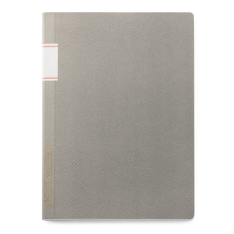 Japanese Writing Block Grey