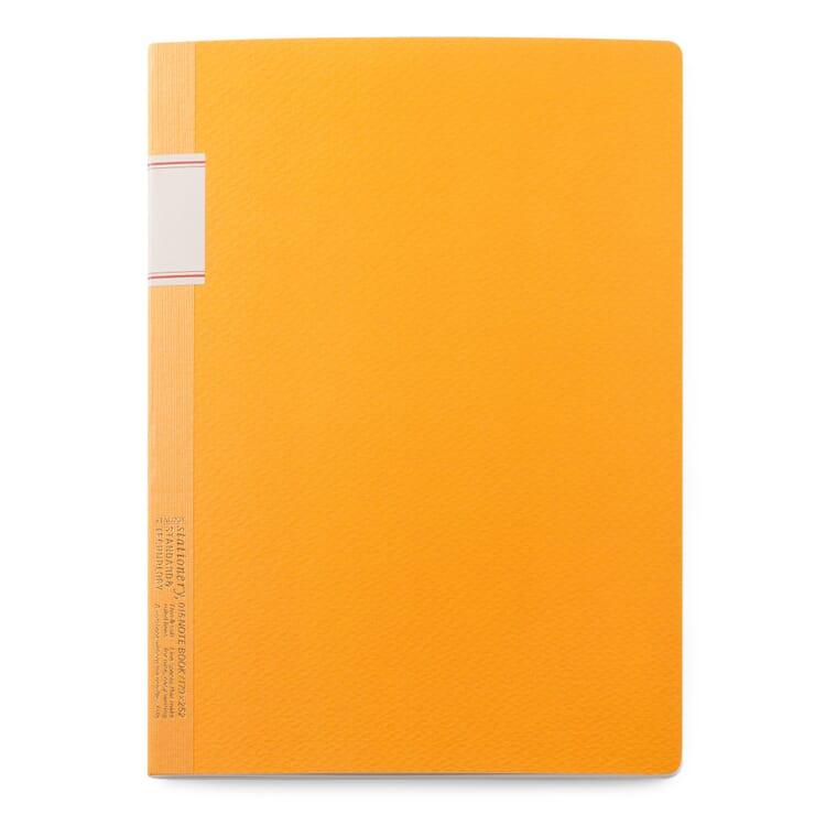 Japanisches Notizheft, Gelb