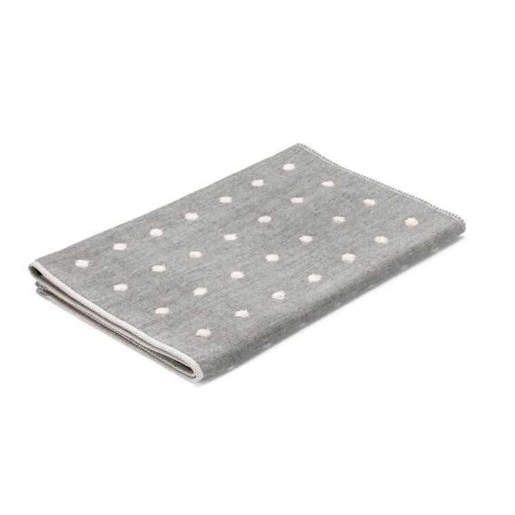 Japanisches Duschtuch mit Punkten, Handtuch