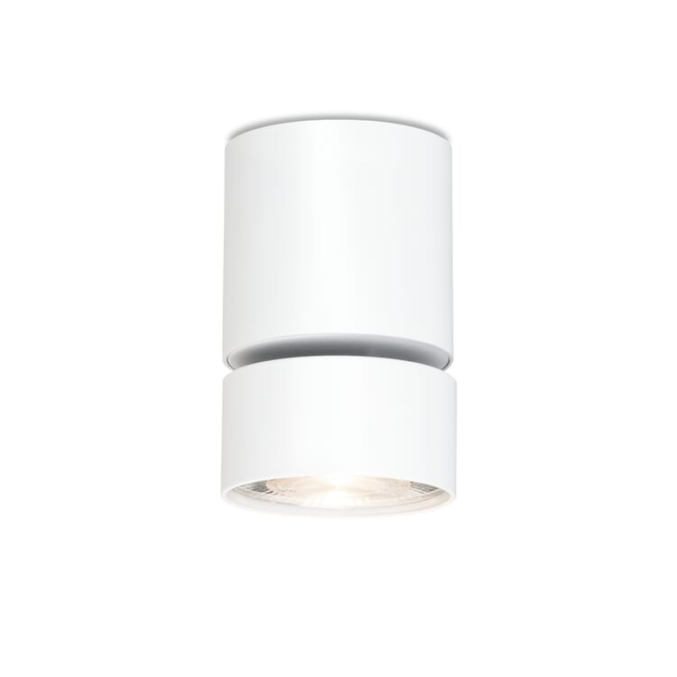 Downlight in a Box Wittenberg, Traffic White RAL 9016