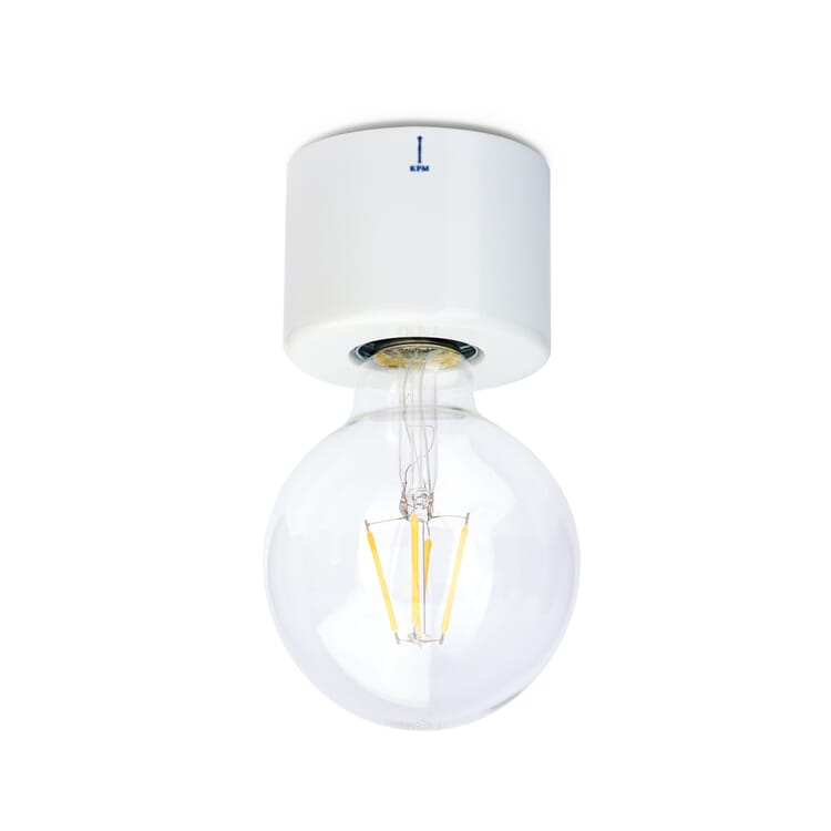 Wall and Ceiling Lamp One Pot KPM