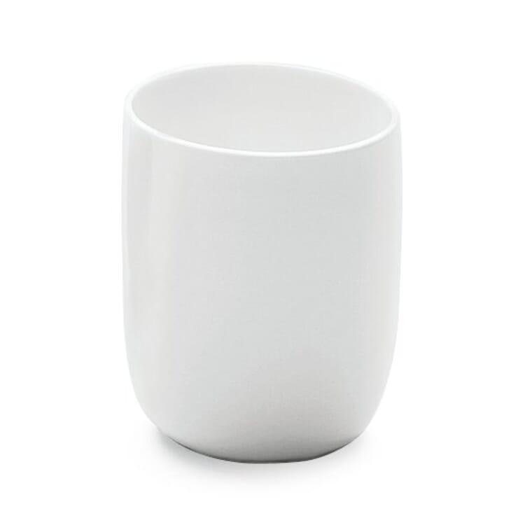 Porcelain Toothbrush Mug