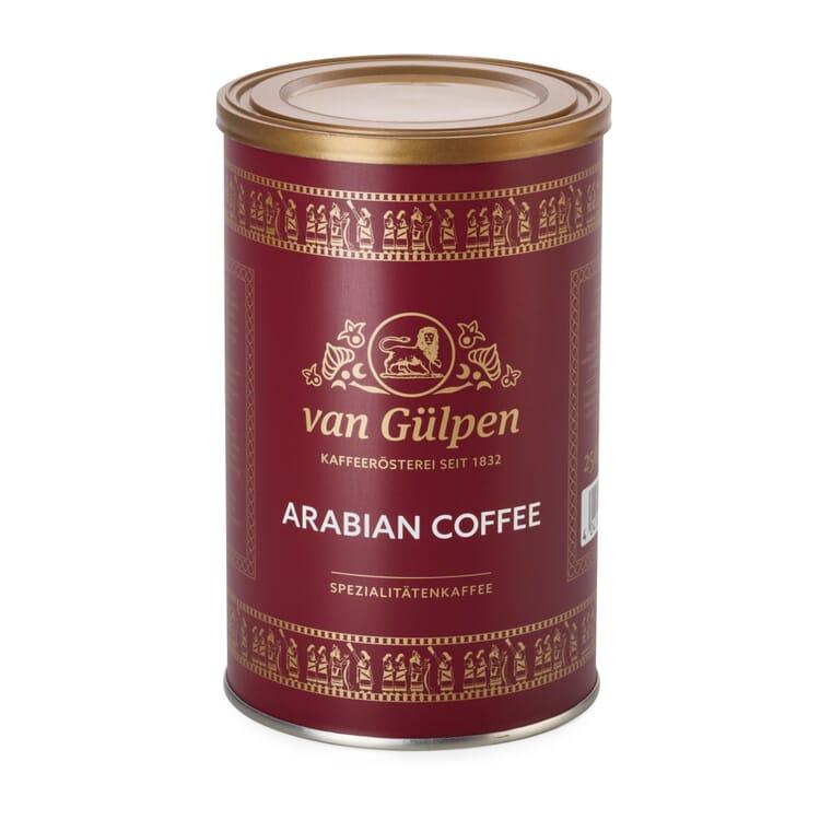 Van Gülpen Arabian Coffee gemahlen