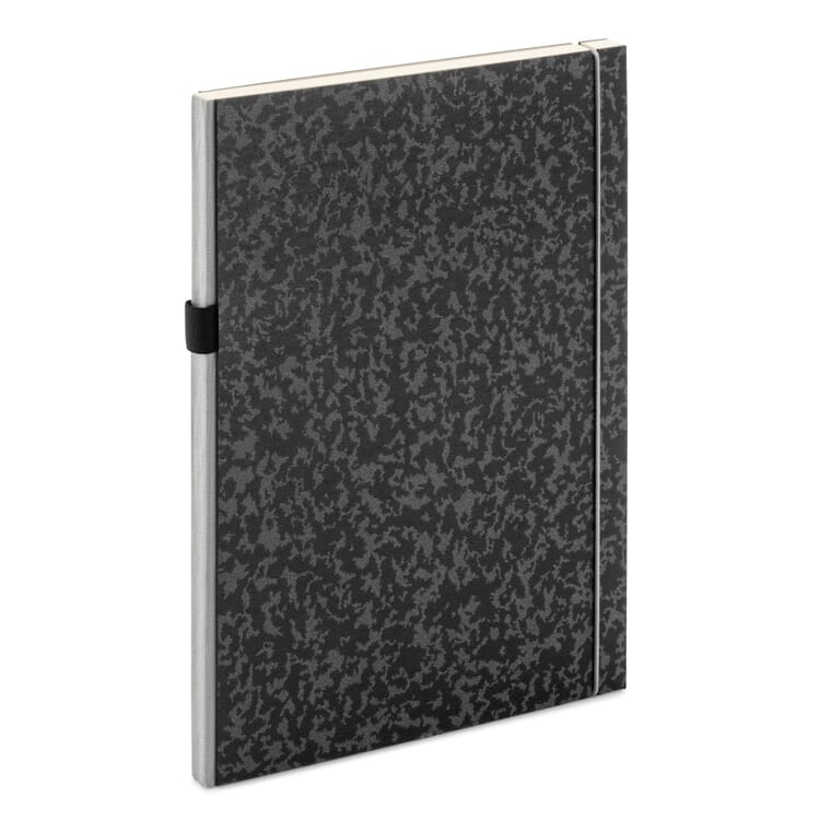 Notebook with Hardboard Cover