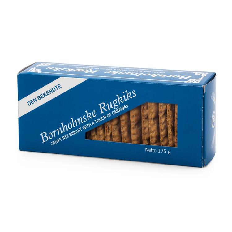 Rye Crackers Caraway