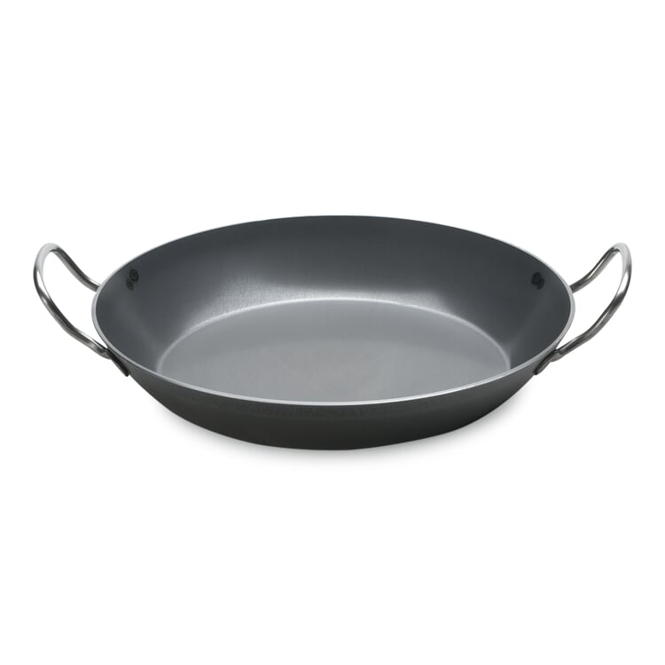 Iron Pan with Handles Bottom Ø 24 cm