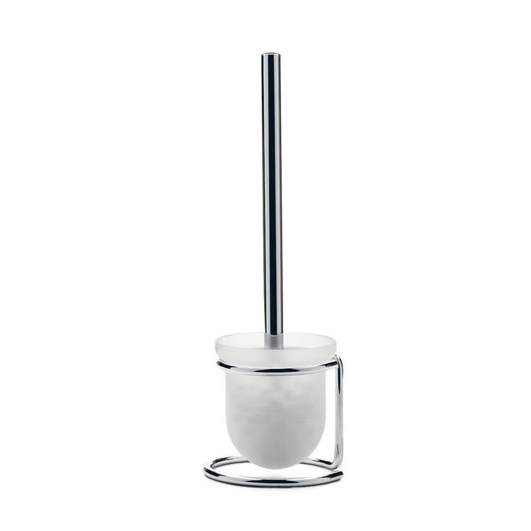 Toilet Brush Set Chrome-Plated Brass