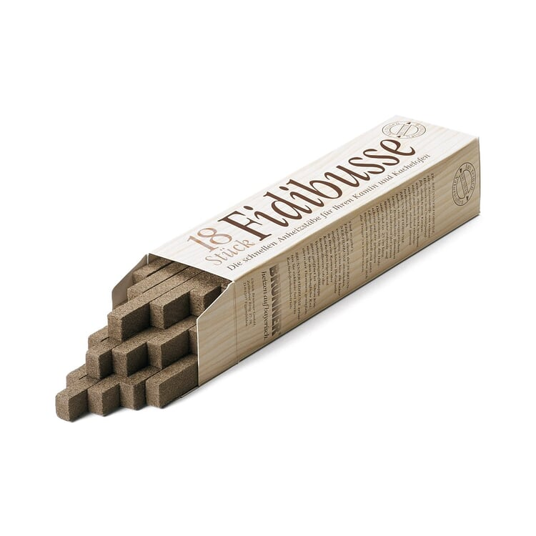 Fidibus Holzanzünder
