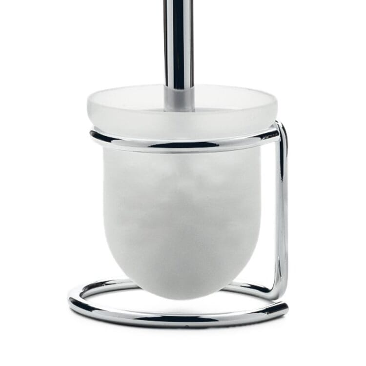 Spare glass holder for brush