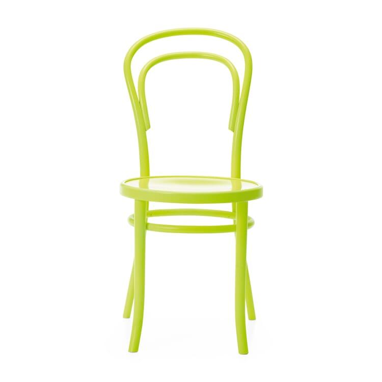 Chair A-14, Luminous Yellow RAL 1026
