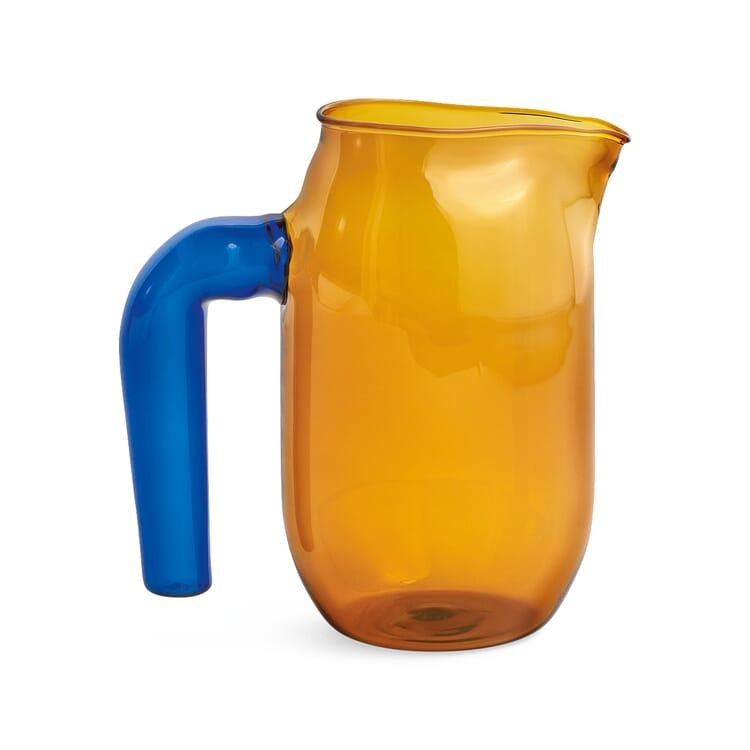 """Glass Jug """"Jug"""", Small"""
