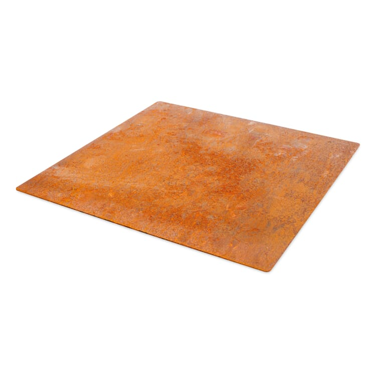 Accessories for Steel Stove Outdooroven, Base plate