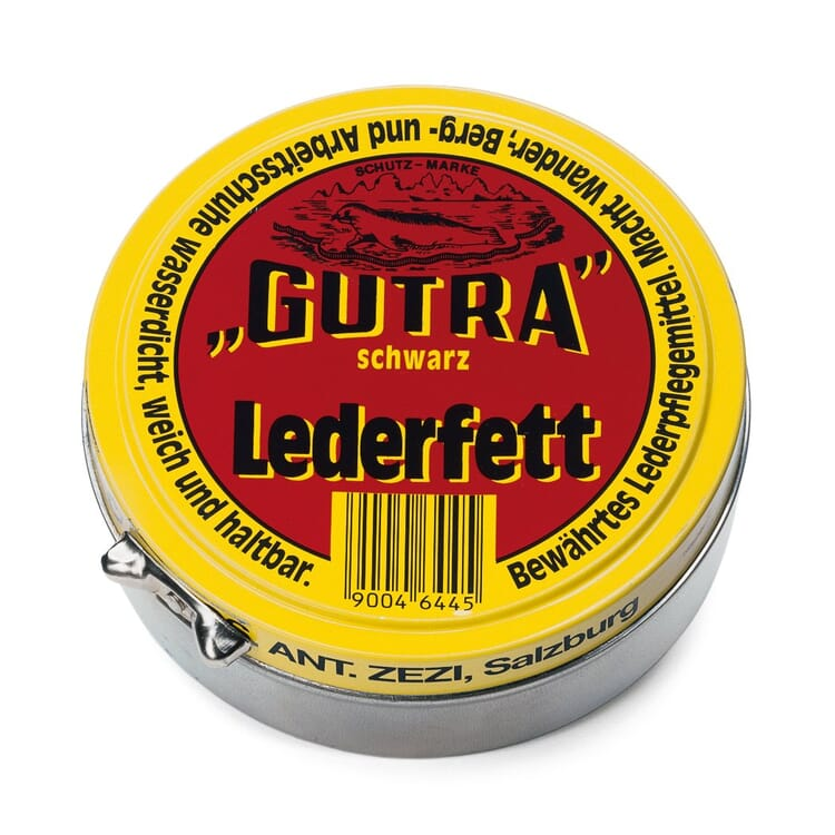 Gutra Leather Grease, Black