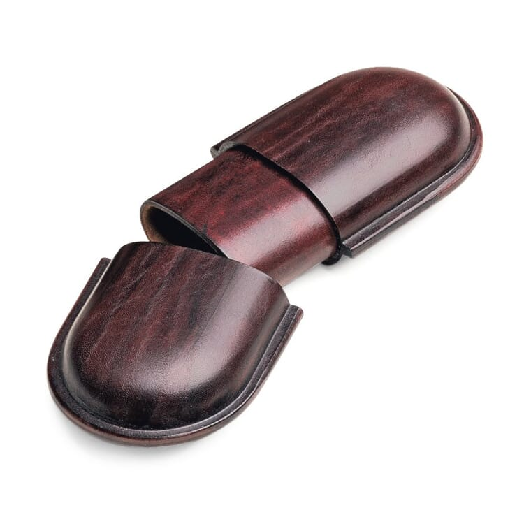 Leather Glasses Case, Wide