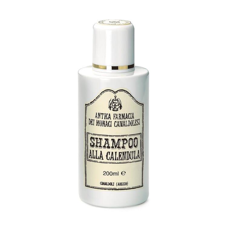 Shampoo with Marigold Extract