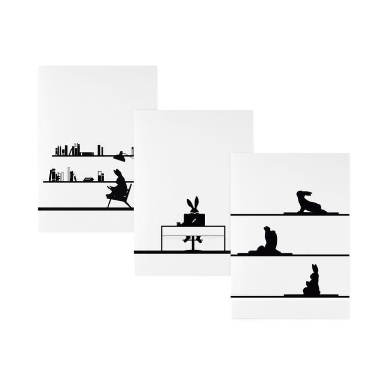 Grußkarten-Set Hammade, Hammade 2