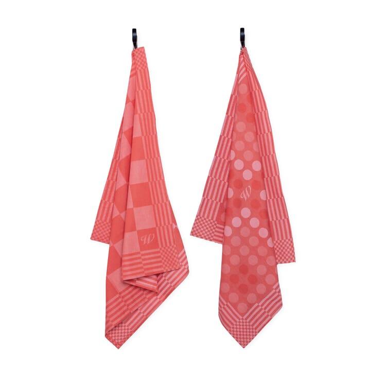 Kitchen Towel, Pink