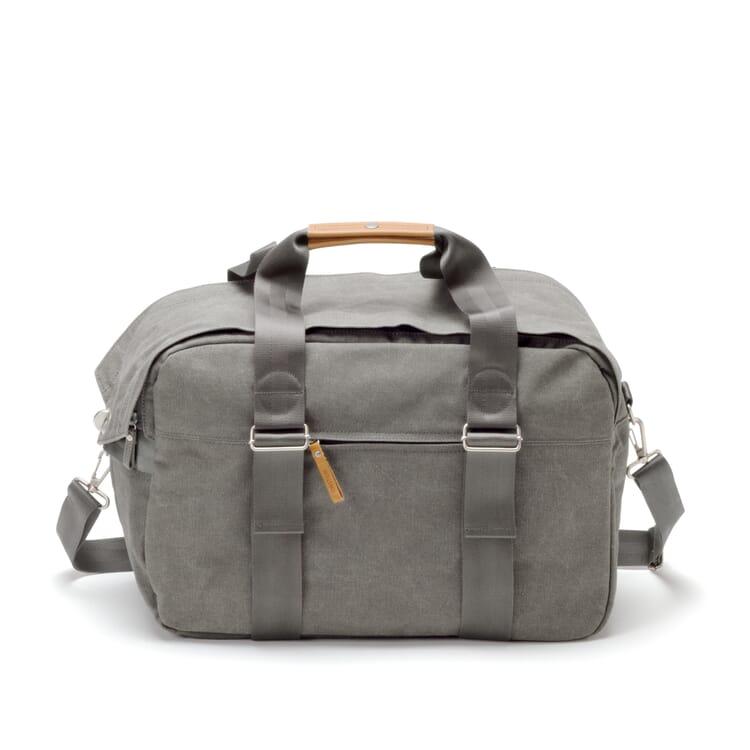 Tasche Weekender, Grau