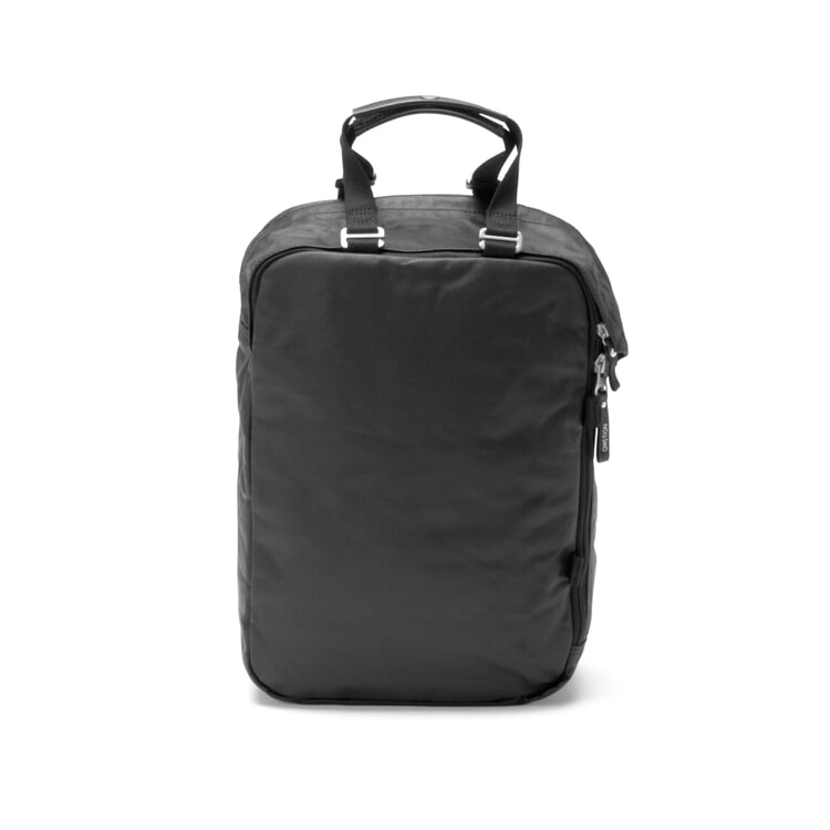 Qwstion Backpack Small DAYPACK Jet Black