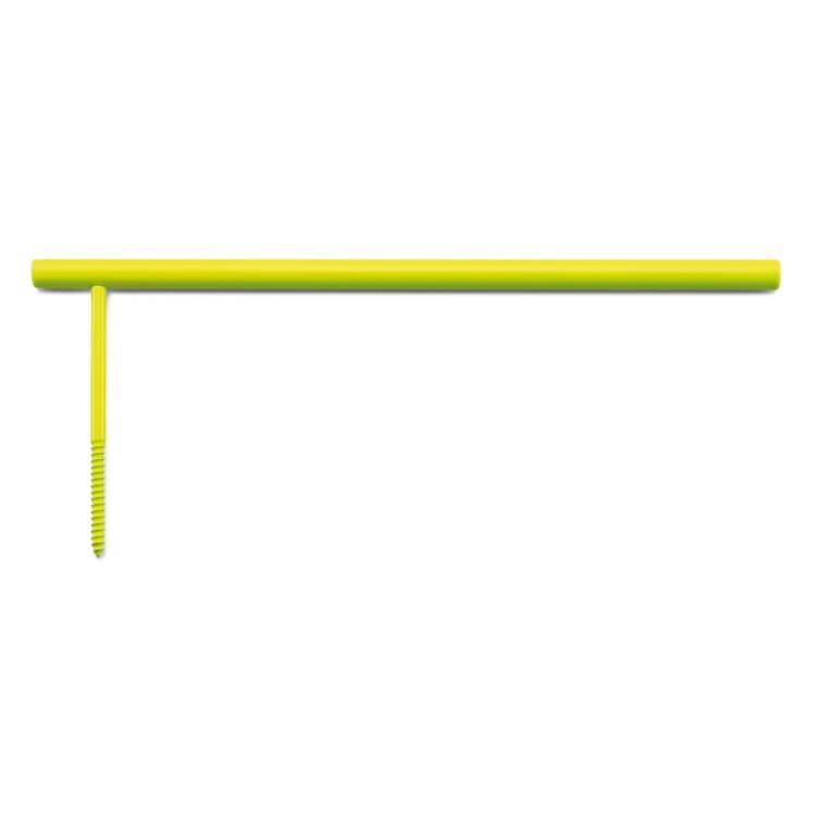 Paper Towel Holder Line Hook, Luminous Yellow RAL 1026
