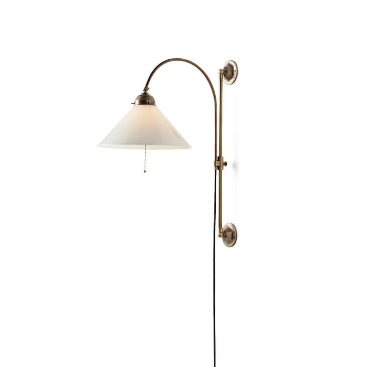 Wall Lamp Brass Large